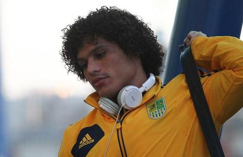 Марсио Азеведо, фото ФК Металлист