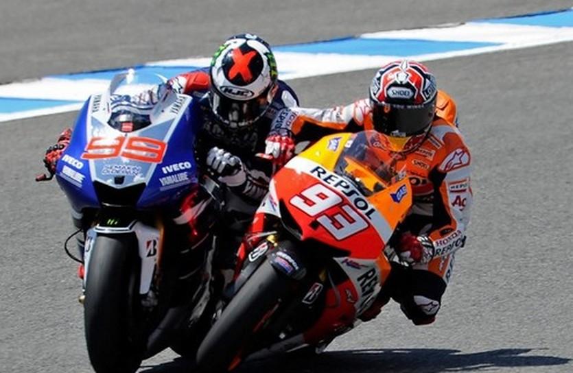 Лоренсо и Маркес, motogp.com