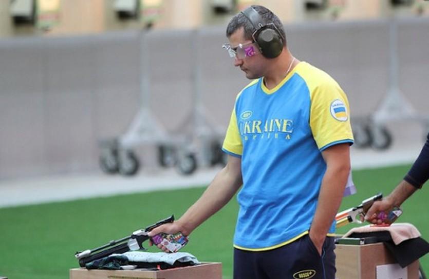 Олег Омельчук, фото НОК Украины
