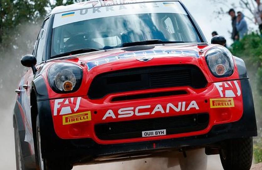 WRC. Пять украинских экипажей выступят на ралли Акрополис