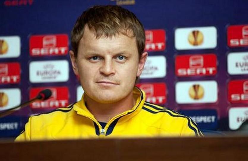 Андрей Березовчук, фото ФК Металлист