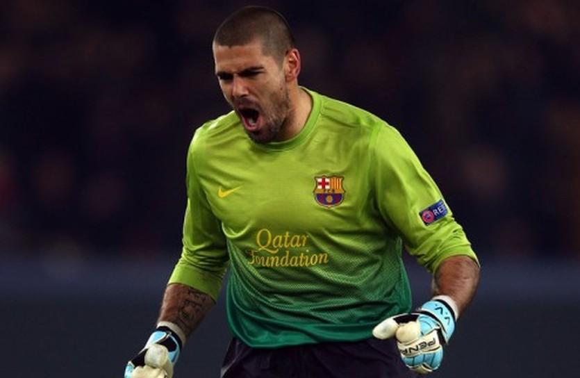 Барселона уже ищет замену Виктору Вальдесу, Getty Images