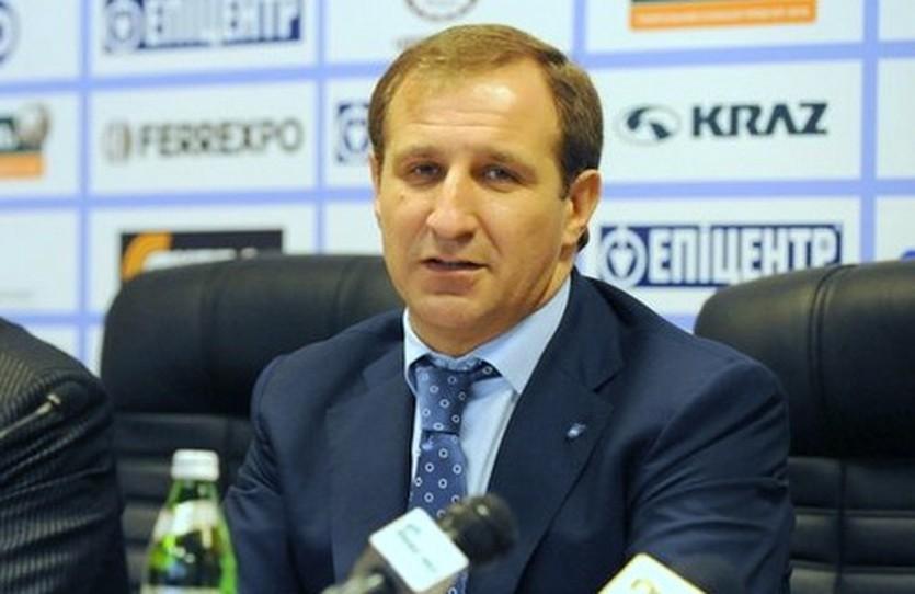 Олег Бабаев, фото ФК Ворскла