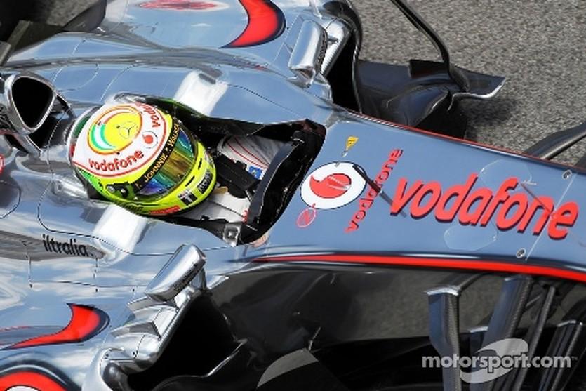 Серхио Перес, motorsport.com