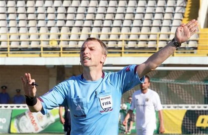 Анатолий Жабченко, фото Олега Дубины, Football.ua