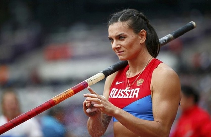 Елена Исинбаева, Reuters