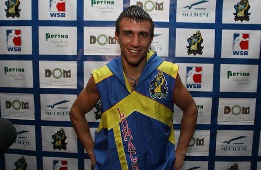 Василий Ломаченко, worldseriesboxing.com