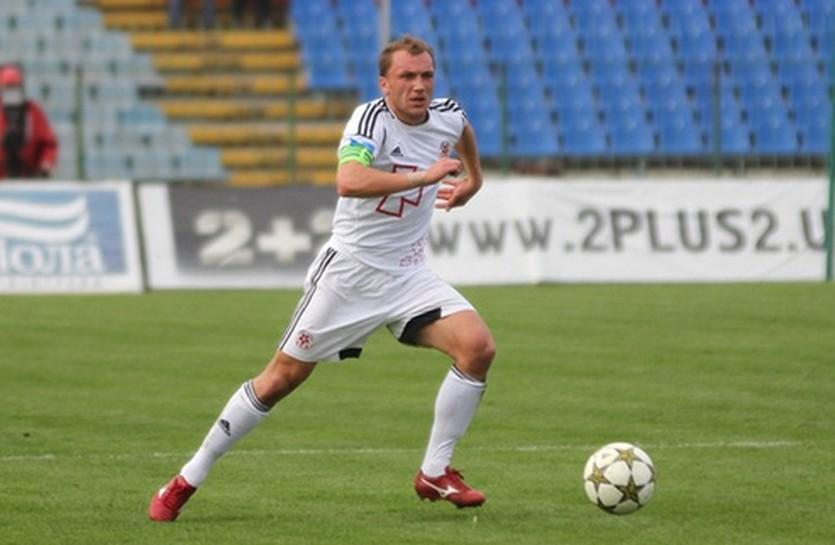 Сергей Симинин, фото ФК Волынь