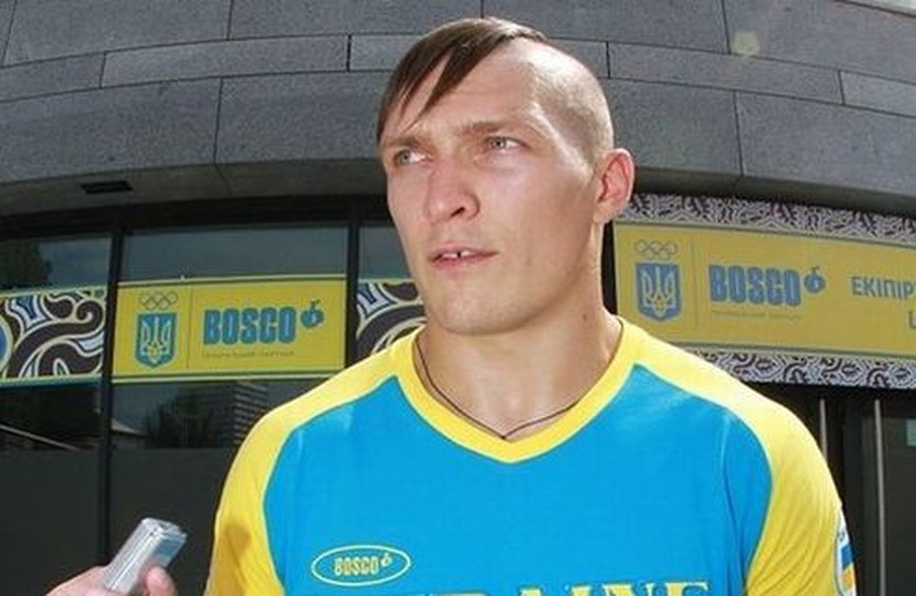 Александр Усик, tsn.ua