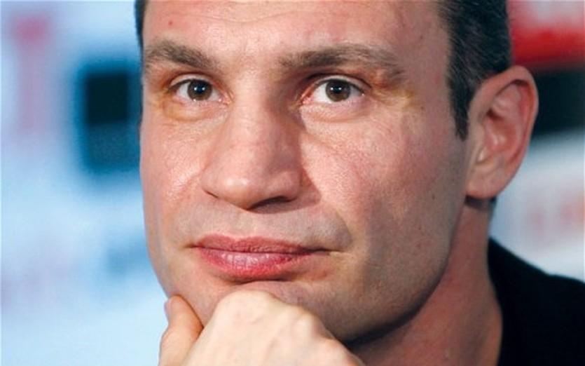 Виталий Кличко, АР