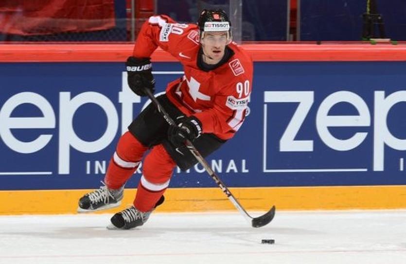 Роман Йоси, фото IIHF
