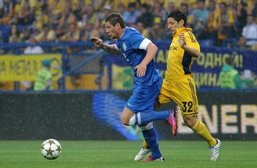 Евгений Селезнев,  Football.ua