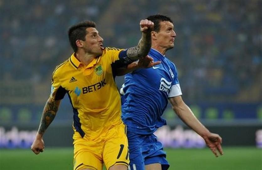 Федецкий против Сосы, фото football.ua