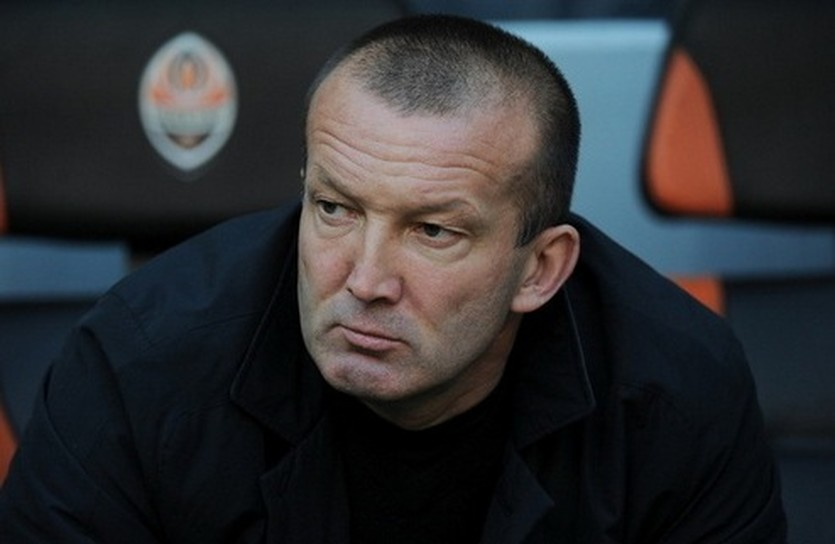 Роман Григорчук, фото ФК Шахтер