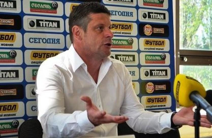 Олег Лужный, фото football.ua