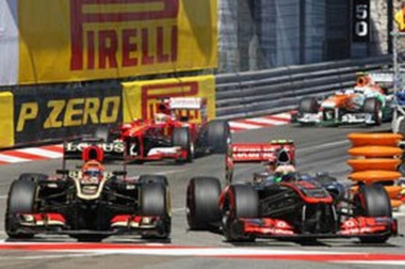 Райкконен и Перес, autosport.com