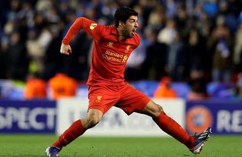 Луис Суарес, goal.com