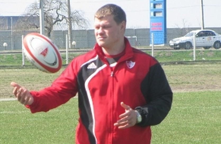 Дмитрий Кирсанов, rugby.org.ua