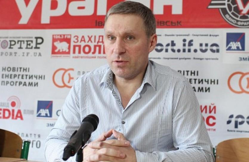 Сергей Гупаленко, НФК Ураган