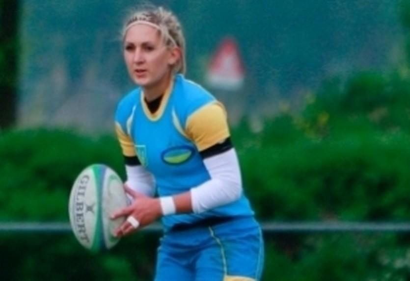 Ольга Блануца, rugby.org.ua