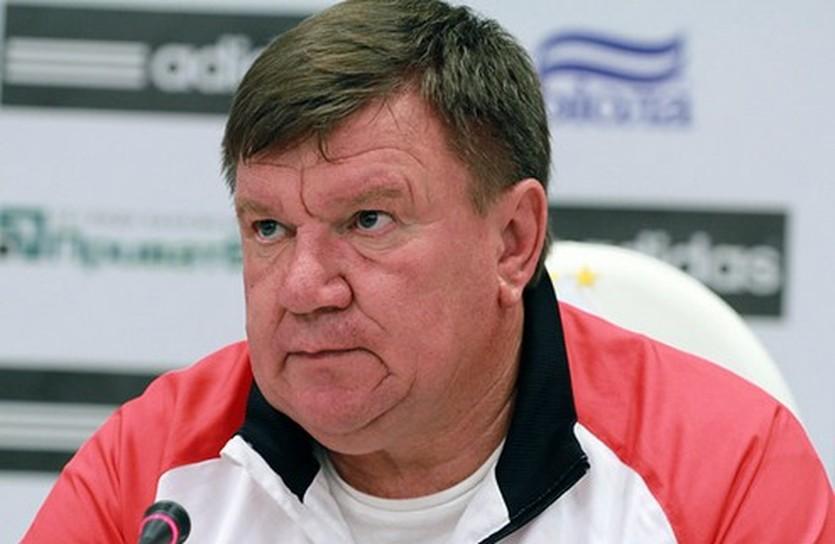 Анатолий Волобуев, фото ФК Динамо