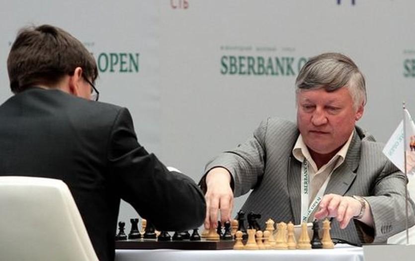 Анатолий Карпов тоже приехал поиграть в Киев, segodnya.ua