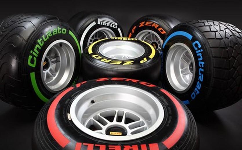 Шины Пирелли, Pirelli