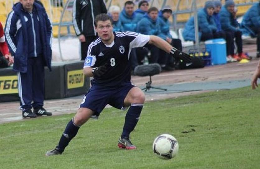 Кирилл Петров, фото ФК Говерла