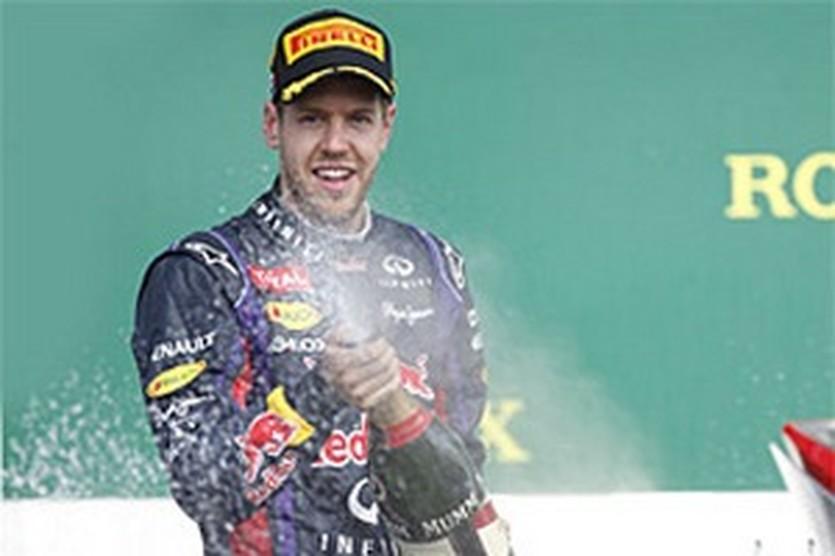 Себастьян Феттель, autosport.com