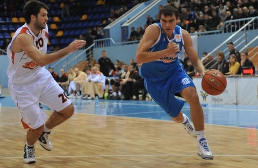 Максим Пустозвонов, фото iSport.ua