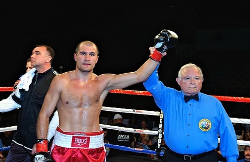 Сергей Ковалев, ringsideinsider.com