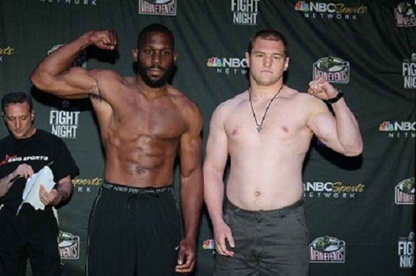 Дженнингс и Федосов, boxingscene.com