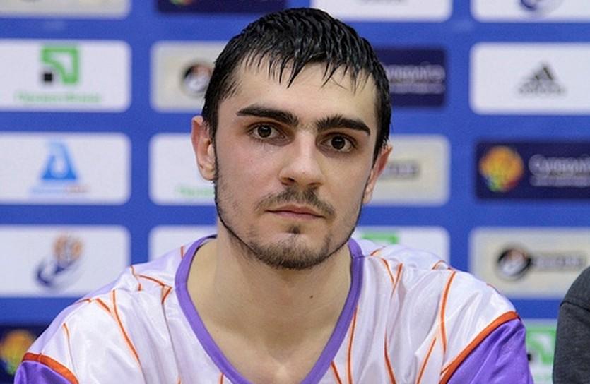 Алексей Чигринов, фото БК Днепр-Азот