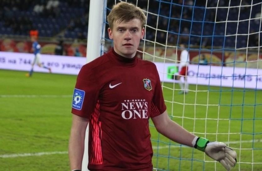 Богдан Сарнавский, фото ФК Арсенал