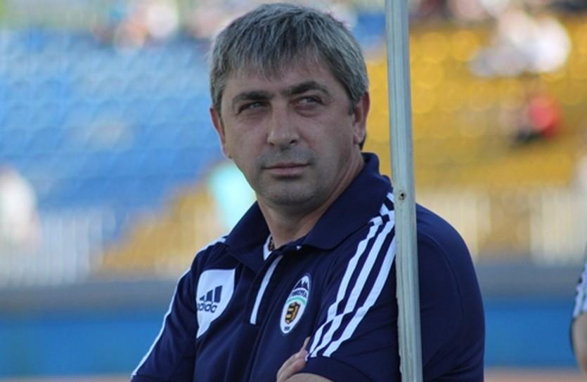 Александр Севидов, фото ФК Говерла