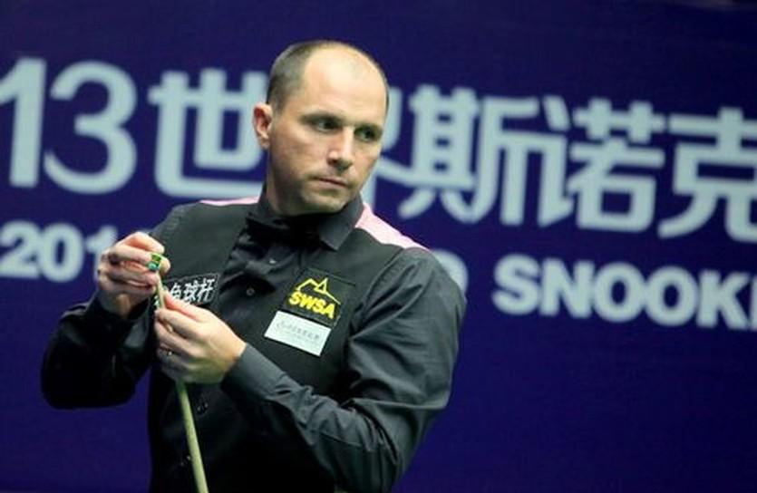 Джо Перри отлично начал сезон, фото worldsnooker.com