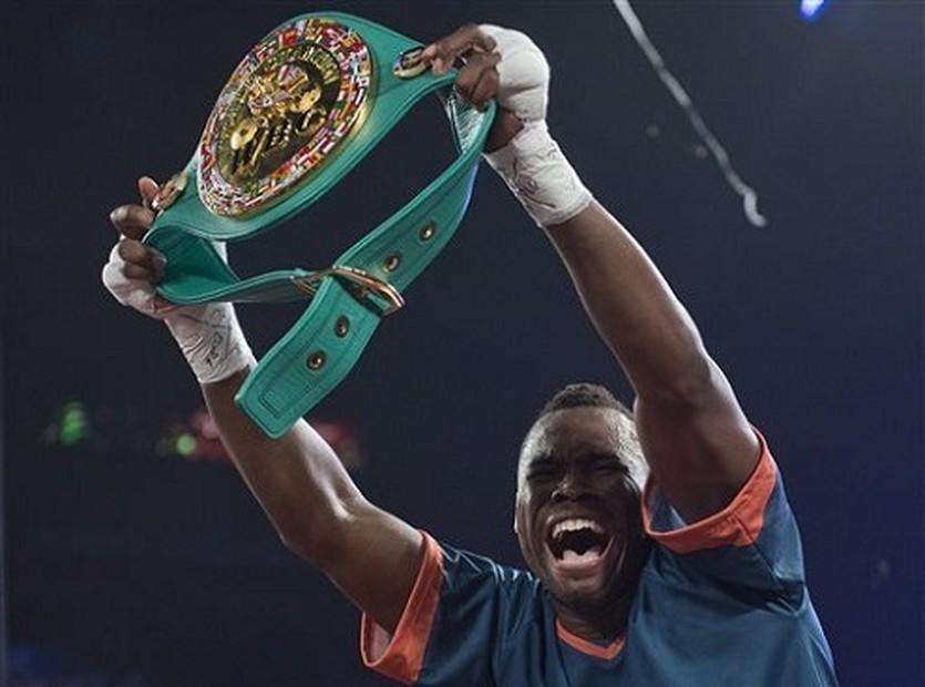Адонис Стивенсон, boxingscene.com