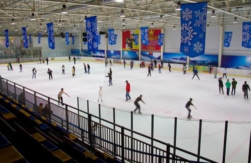 Арена ТРЦ Мегамолл, на которой планирует играть Патриот, megamoll.com.ua