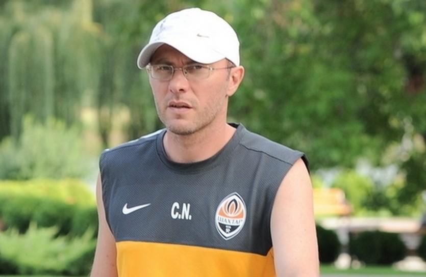 Карло Николини, фото ФК Шахтер