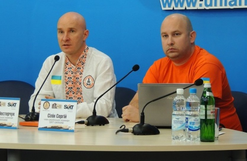 Вадим Нестерчук и Сергей Силин, dakar.net.ua