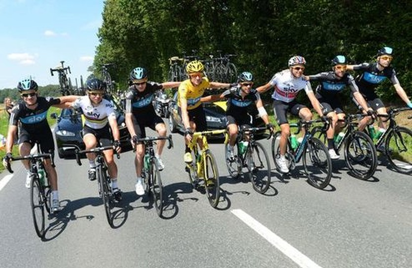 Team Sky, Getty Images
