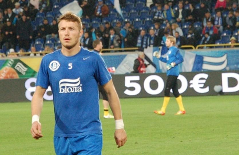 Виталий Мандзюк, фото fc-dnipro.com.ua