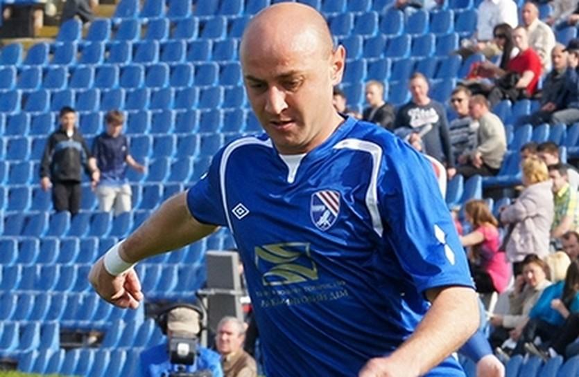 Сергей Назаренко, фото СК Таврия
