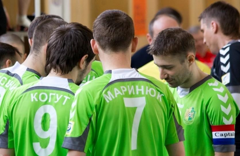 фото МФК Кардинал-Ровно