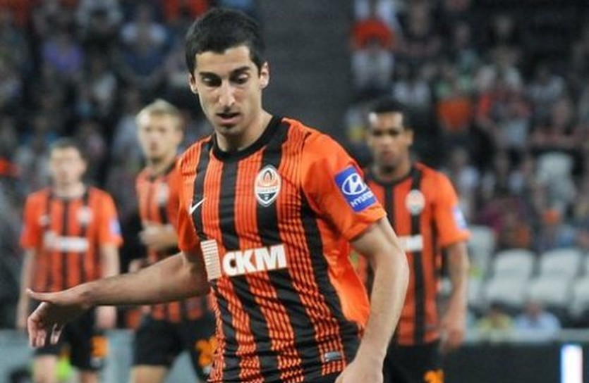 Генрих Мхитарян, football.ua