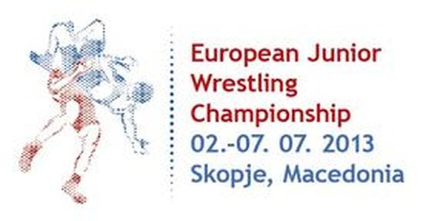 Греко-римская борьба. Золото юниорского чемпионата Европы для Украины
