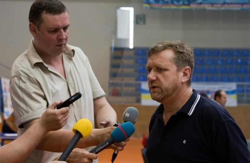 Сергей Крылов, фото МФК Локомотив