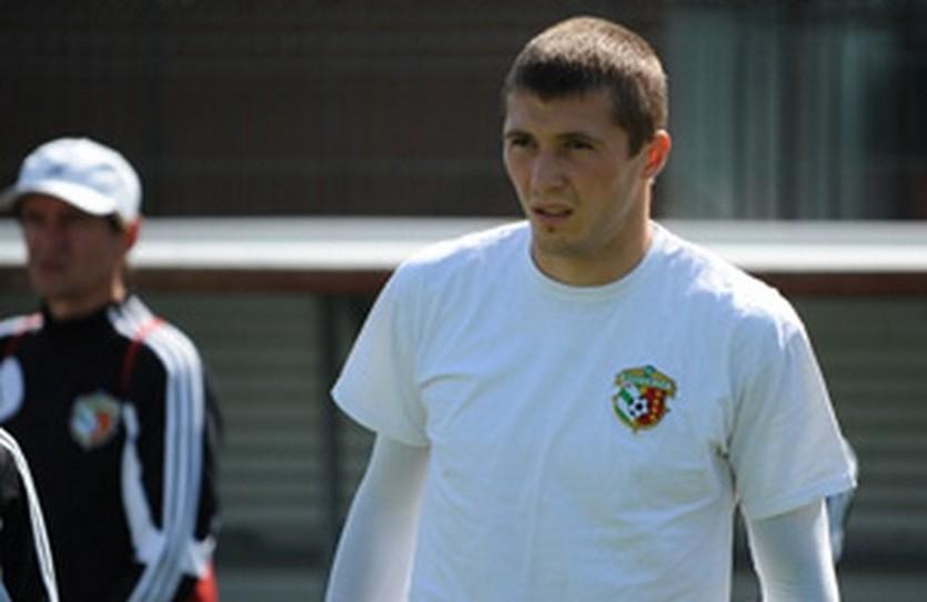Александр Ткаченко, фото ФК Ворскла
