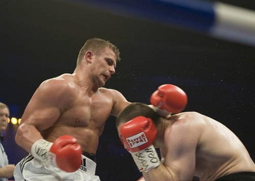 Денис Бойцов,  boxing.de