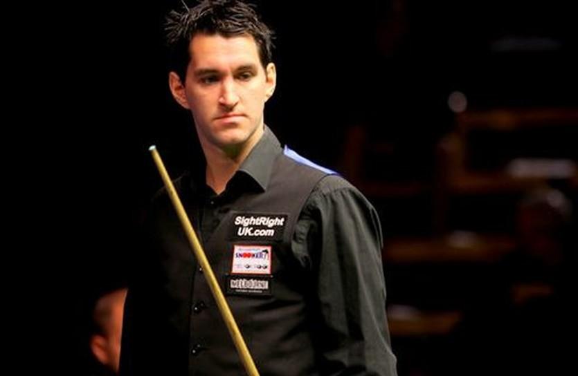 Том Форд сверг Барри Хоукинса, фото worldsnooker.com